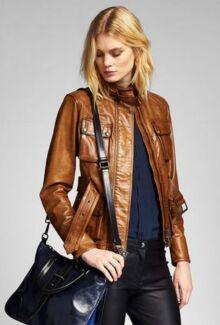 Belstaff Women's Leather Jacket. M, $375 Neg, make an offer! Bondi Junction Eastern Suburbs Preview
