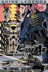The Big O, Vol. 2: Anime Legends Complete Collection, Good DVD, Mitsuru Miyamoto