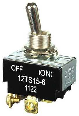 Honeywell 12ts15-6 Toggle Switch On-off Dpst 10a 277v Screw Terminals