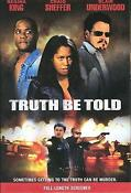 Truth Be Told DVD