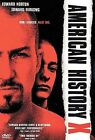 American History X R Rated DVDs