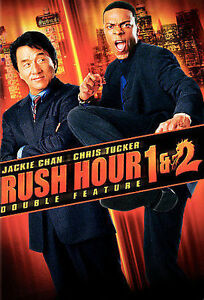 RUSH HOUR 1 amp 2 DVD Double Feature - Wilmington, North Carolina, United States - RUSH HOUR 1 amp 2 DVD Double Feature - Wilmington, North Carolina, United States