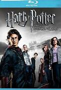 Harry Potter and The Goblet of Fire Blu Ray