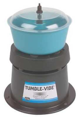 Raytech 23-001 Vibratory Tumbler 115v 0.5 Cu. Ft.