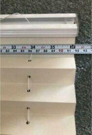 3ft wide New Slim line blind & Fittings