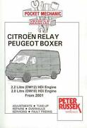 Citroen Relay Manual