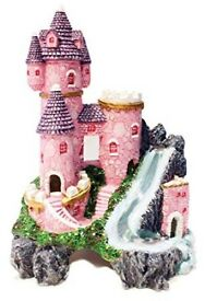 Wanted: Aqua One Princess Castle with Bubble Stream (New or Used) to Purchase Immediately