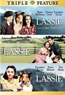 Lassie Come Home/Son of Lassie/Courage of Lassie (DVD, 2006, 2-Disc Set, Dual Side; Double Keep Case)