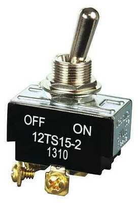 Honeywell 12ts15-2 Toggle Switch Off-on Dpst 10a 277v Screw Terminals