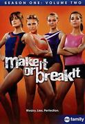 Make It or Break It DVD