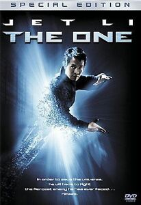 Jet Li The ONE DVD 2002Special Edition widescreenfull screen - San Dimas, California, United States - Jet Li The ONE DVD 2002Special Edition widescreenfull screen - San Dimas, California, United States
