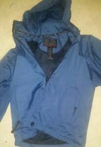 Stormtech Rain Jacket with hood  XS New