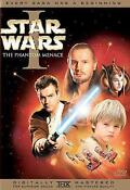 Star Wars Episode 1 The Phantom Menace DVD