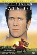 The Patriot DVD