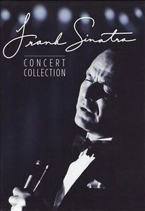 NEW Frank Sinatra: Concert Collection (DVD)