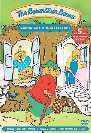 the berenstain bears meet big paw dvd