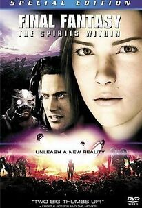 Final Fantasy - The Spirits Within (Spec DVD***NEW***