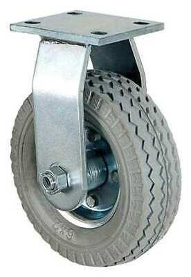 Zoro Select 1ulh3 Rigid Pneumatic Caster6 In.200 Lb.