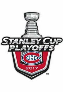Playoffs Series Canadien vs Rangers (tickets) billets a vendre