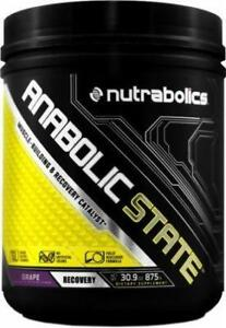 NUTRABOLICS Anabolic State (70 servings) BCAA, Intra-Workout, Post-Workout