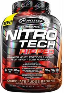 Whey Protein (Sealed) - Muscletech Nitro-tech