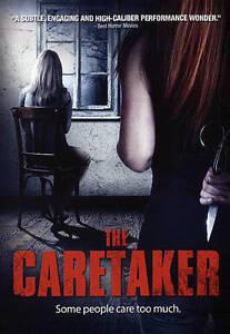 HORROR DVD ~ The Caretaker (DVD, 2016)
