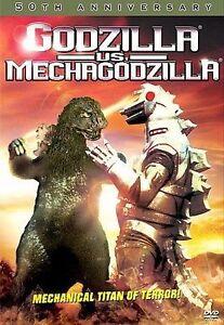 Godzilla Vs. Mechagodzilla: DVD