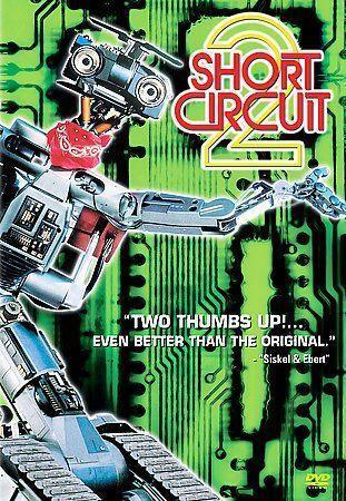 Short Circuit 2: DVDs & Movies | eBay