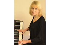 Piano teacher, lessons in Haringey, Crouch End, Wood Green, Stoke Newington, North London