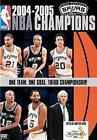 San Antonio Spurs DVD