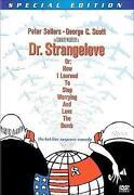 Dr Strangelove DVD