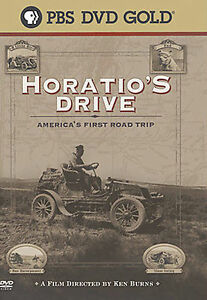 Horatio's Drive New DVD! Ships Fast!