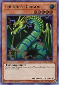 Yugioh Thunder Dragon CORE