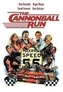 Cannonball Run DVD
