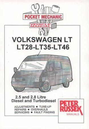 VW LT35 Manual | eBay