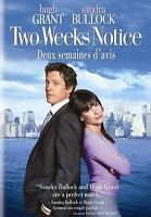 """""""Two Weeks Notice"""" DVD:"""