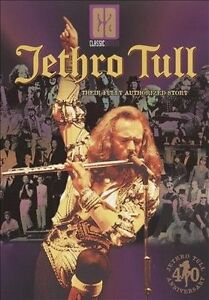 USED (LN) Jethro Tull: Classic Artists (2010) (DVD)