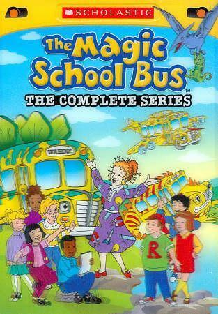 Magic School Bus Healthy Food