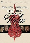 The Red Violin DVD