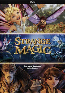 Strange Magic (DVD, 2015) - SHIPS IN 1 BUSINESS DAY W/TRACKING