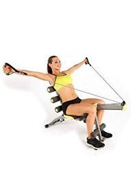 Wondercore 2 fitness exercise machine hardly used