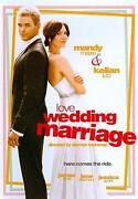 Love Wedding Marriage DVD