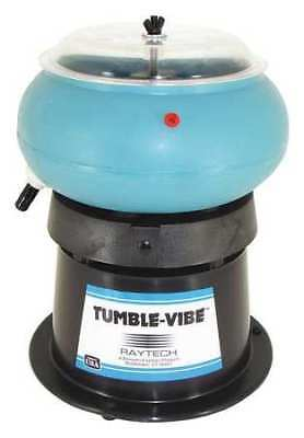 Raytech 23009r Vibratory Tumbler System0.10 Cu.ft.