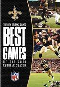 New Orleans Saints DVD
