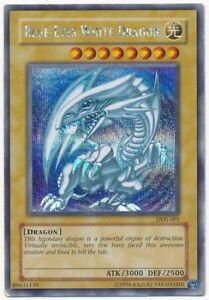 Looking for Dark Magician and Blue eyes DDS yugioh cards!