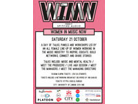 Women In Music Now: Music Festival and Workshop. London