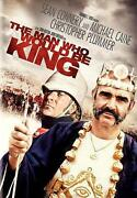 The Man Who Would Be King DVD