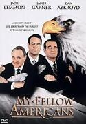 My Fellow Americans DVD