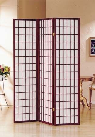 room dividers made of rice paper and bamboo have a long history in china and japan this type of divider called a shoji screen is still a very popular - Home Dividers Designs
