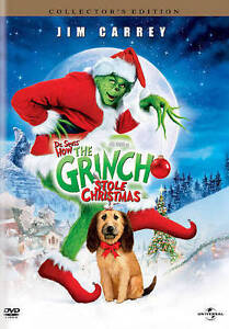 image is loading jim carrey how the grinch stole christmas dvd - How The Grinch Stole Christmas 2014